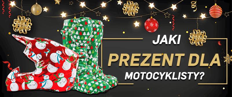 Jaki prezent świąteczny dla motocyklisty?