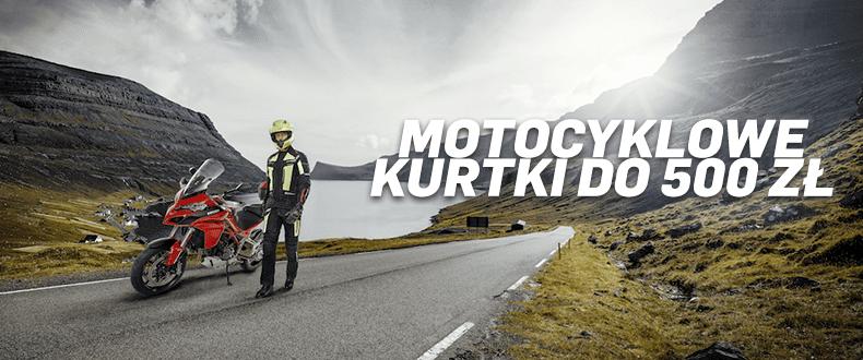 5 uniwersalnych kurtek motocyklowych do 500 zł