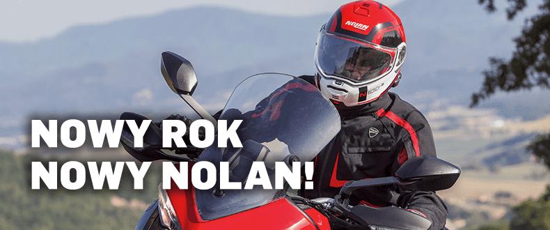 Kaski motocyklowe Nolan. Integralny, szczękowy czy otwarty?