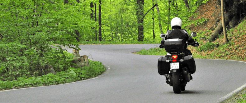 Motocyklem w Polskę. Kotlina Kłodzka