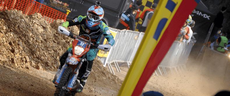Od BMX do Super Enduro - mistrzowska pasja Oskara Kaczmarczyka