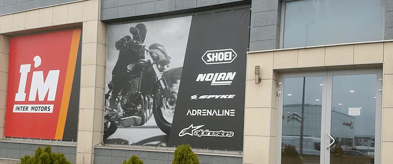 Nowy sklep motocyklowy w Rumi!