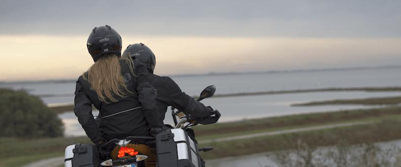 Jazda motocyklem z pasażerem - podstawowe zasady