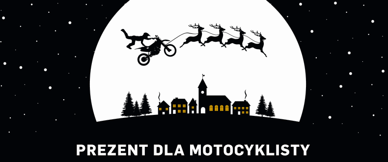 5 pomysłów na świąteczny prezent dla motocyklisty