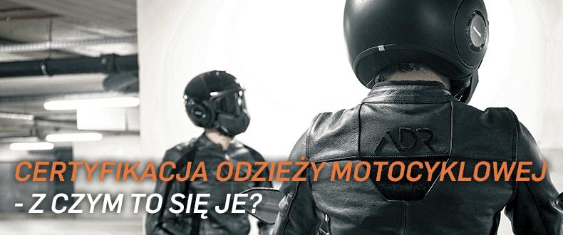 Czym jest certyfikacja PPE dla odzieży motocyklowej?